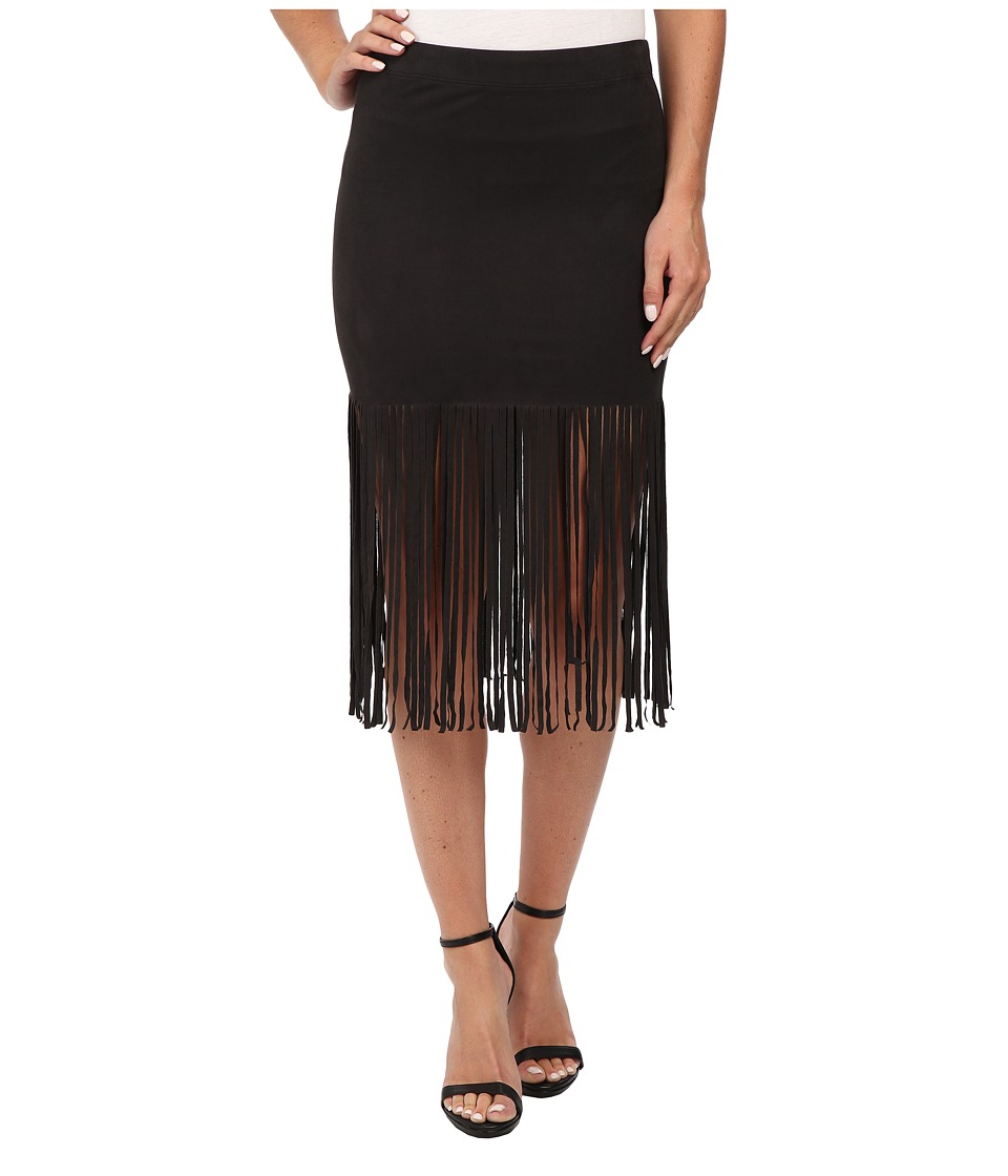 Brigitte Bailey Brandy Skirt (Black) Women