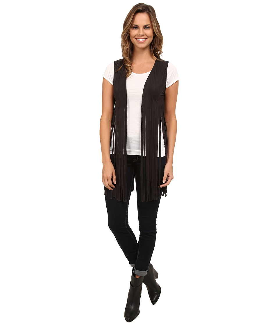 Brigitte Bailey - Hagen Vest (Black) Women