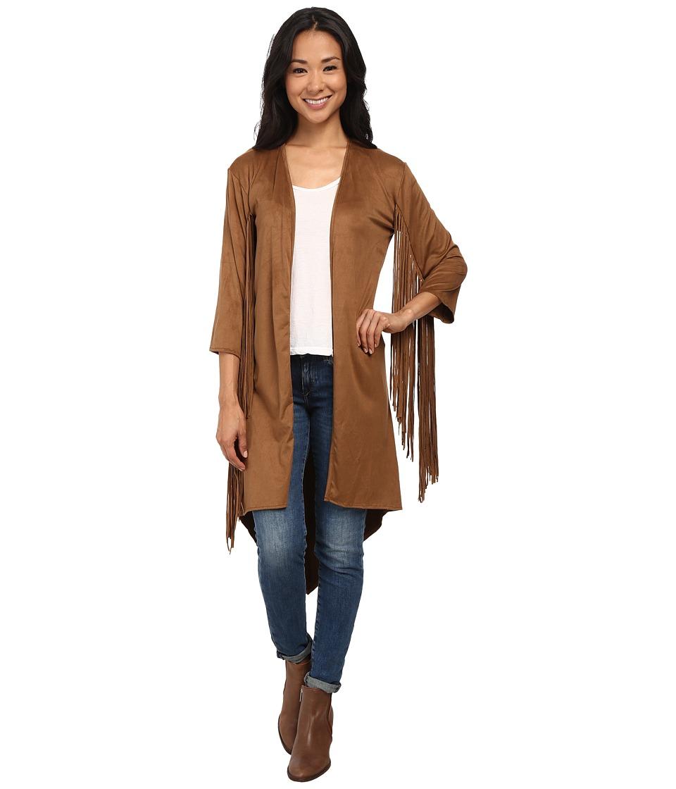 Brigitte Bailey - Raven Jacket (Camel) Women's Coat