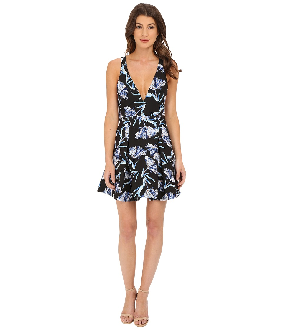 StyleStalker - Mulholland Dress (Viper Floral) Women's Dress