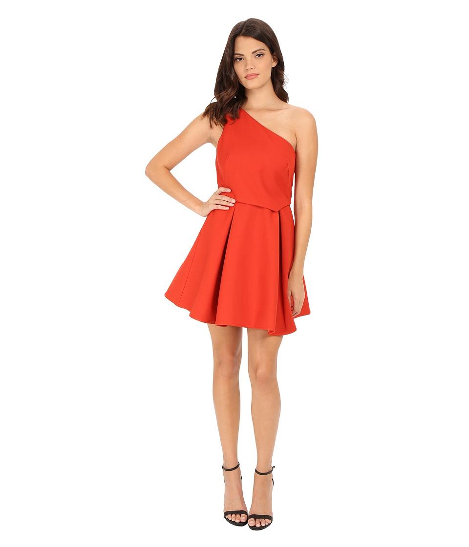 StyleStalker - Silencio Dress (Sunset) Women's Dress