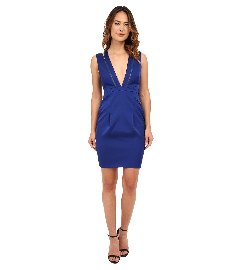 StyleStalker - Hollywood Dress (Electric) Women's Dress