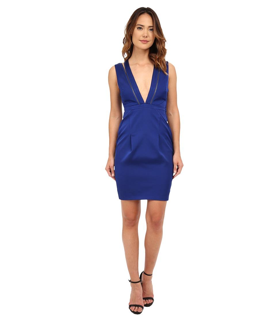 StyleStalker - Hollywood Dress (Electric) Women's Dress