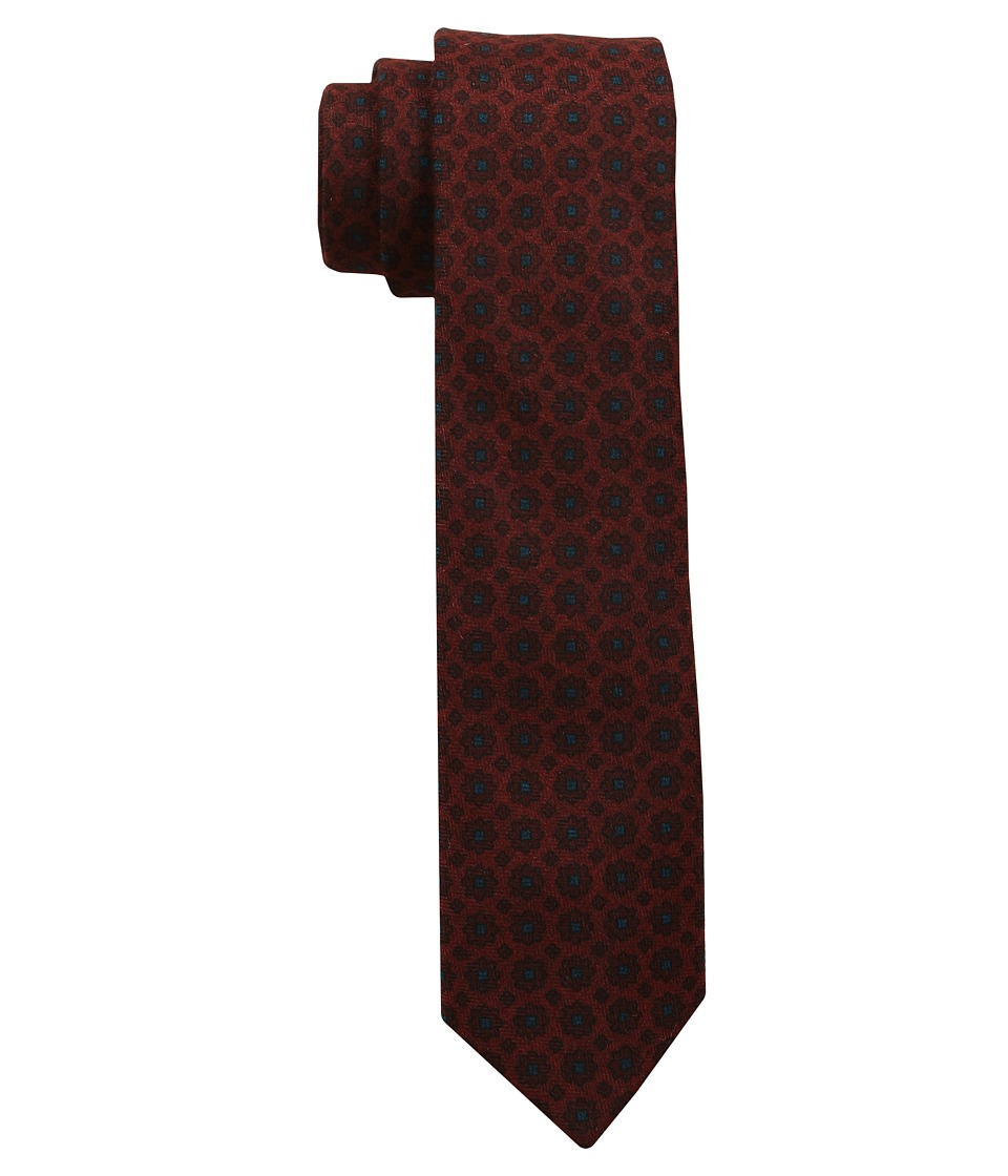 Scotch & Soda - Woolen Gentlemen's Tie (Brick) Ties