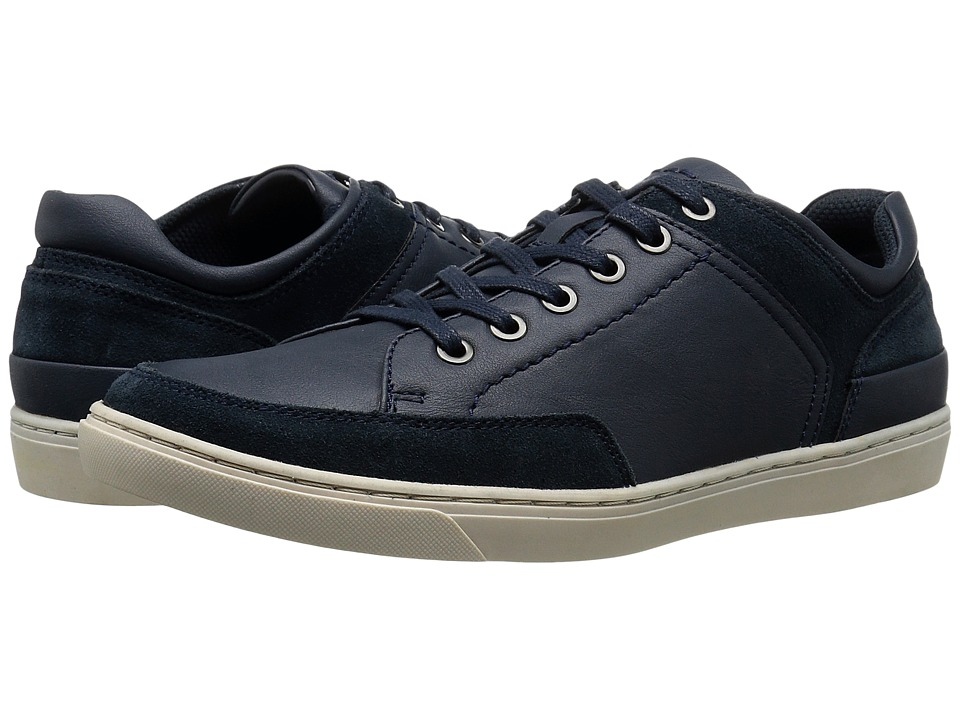 Calvin Klein Jeans - Zash (Midnight Smooth/Suede) Men's Shoes