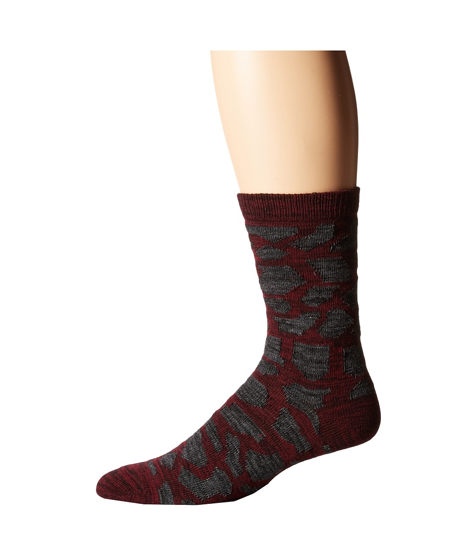 Scotch & Soda - Patterned Chunky Sock in Melange (Multi 2) Men's Crew Cut Socks Shoes