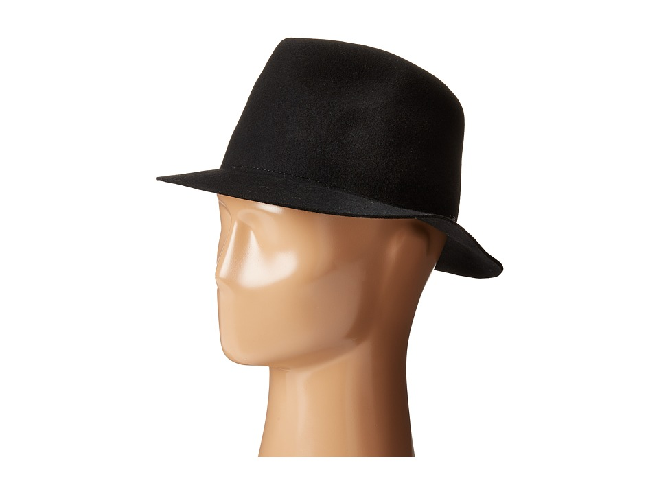 Scotch & Soda - Gentlemen's Hat in Felt (Black) Caps