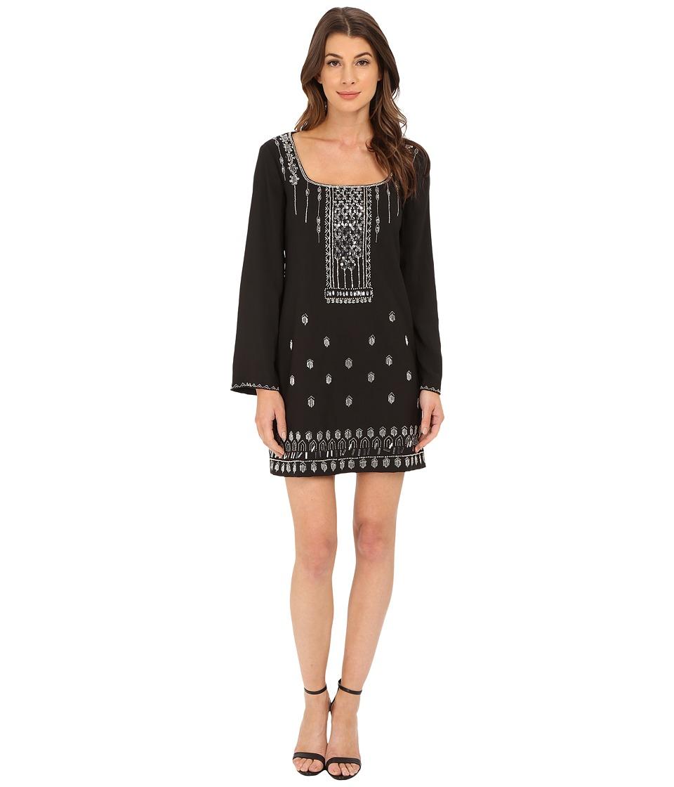 Nanette Lepore Cruisin Dress (Black) Women