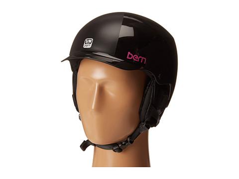 Bern - Muse EPS (Satin Black Sunray Graphic/Black Liner) Snow/Ski/Adventure Helmet