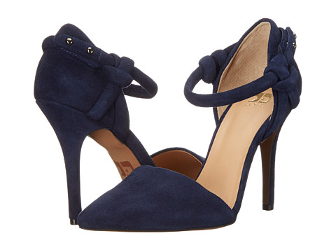 Joe's Jeans - Hamilton (Navy) High Heels