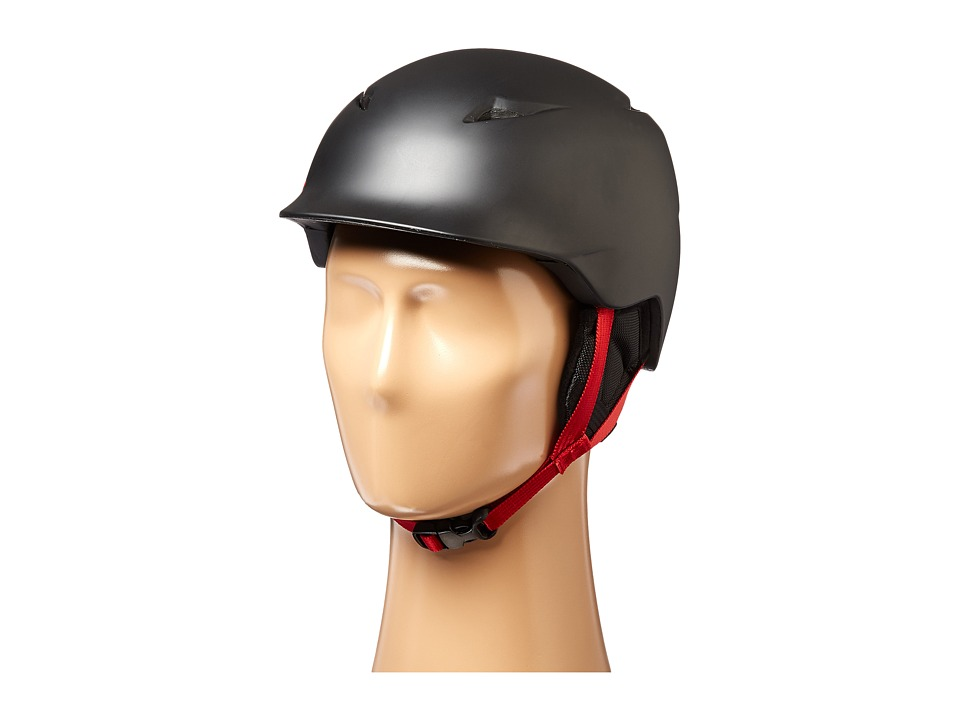 Bern - Camino (Matte Black/Black Liner) Snow/Ski/Adventure Helmet