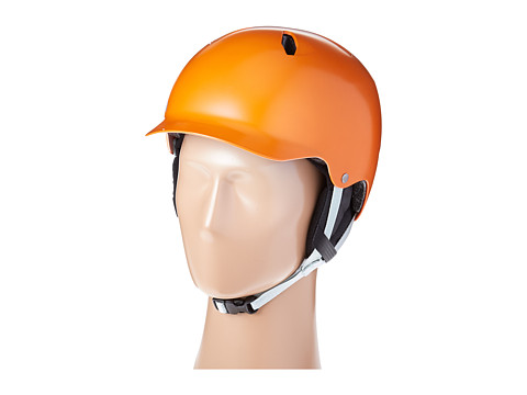 Bern - Bandito (Matte Orange/Black Liner) Snow/Ski/Adventure Helmet