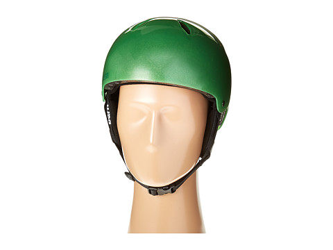 Bern - Diablo EPS (Translucent Neon Green/Black Liner) Snow/Ski/Adventure Helmet