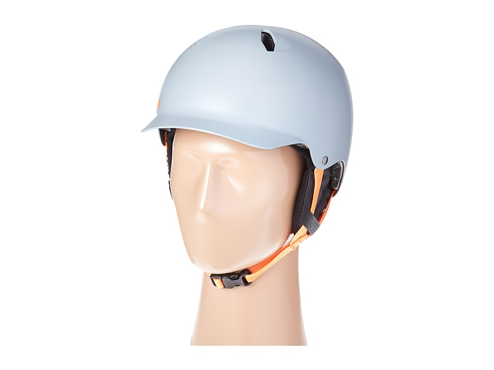 Bern - Bandito (Satin Grey/Black Liner) Snow/Ski/Adventure Helmet