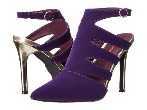 C Label - Ariza - 1 (Dark Purple) High Heels