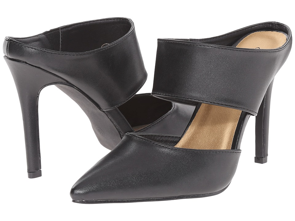 C Label - Liberty - 7 (Black) High Heels