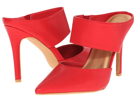 C Label - Liberty - 7 (Red) High Heels