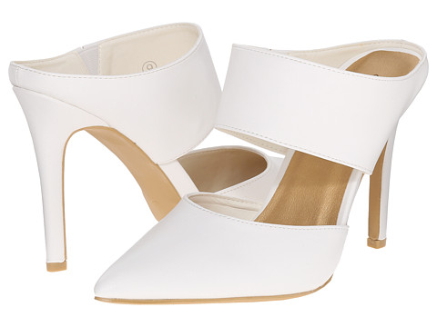 C Label - Liberty - 7 (White) High Heels