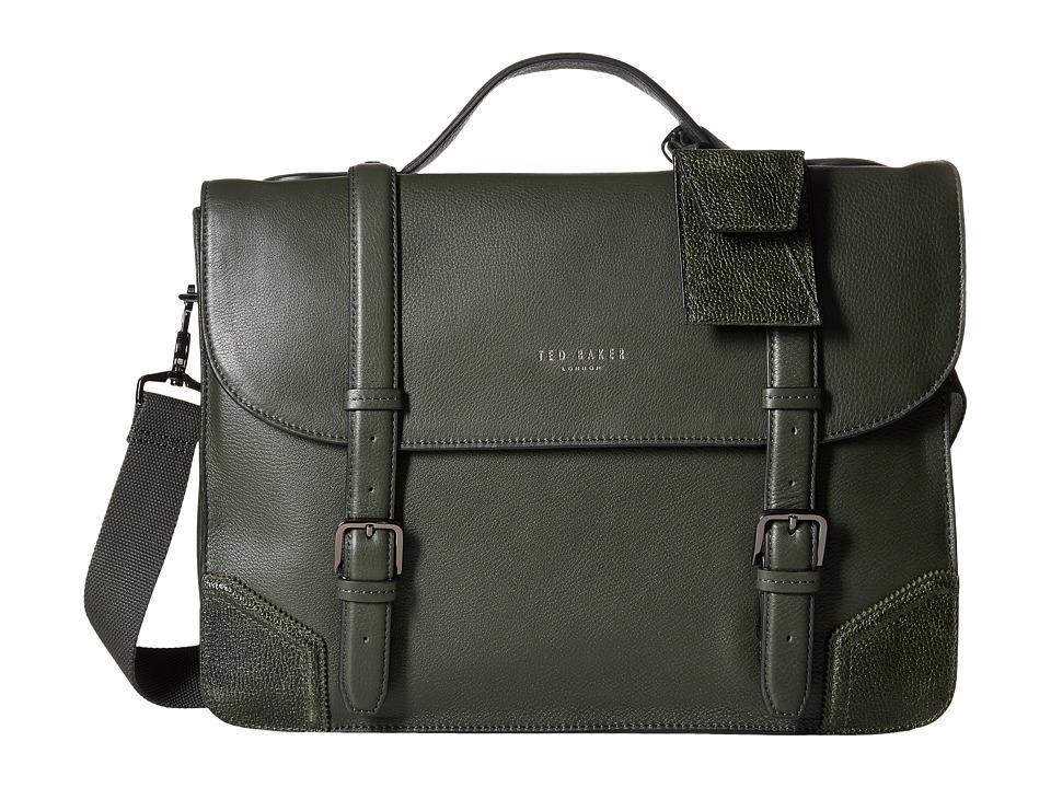 Ted Baker - Lextons (Green) Messenger Bags