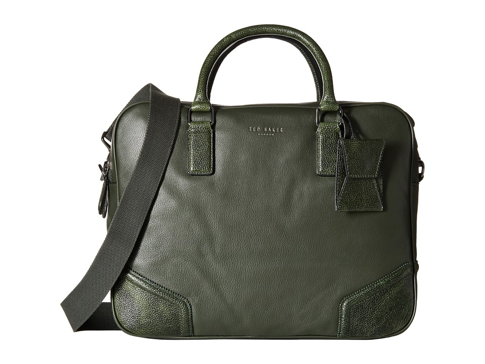 Ted Baker - Picton (Green) Briefcase Bags