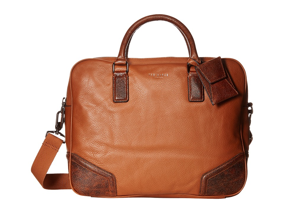 Ted Baker - Picton (Tan 1) Briefcase Bags