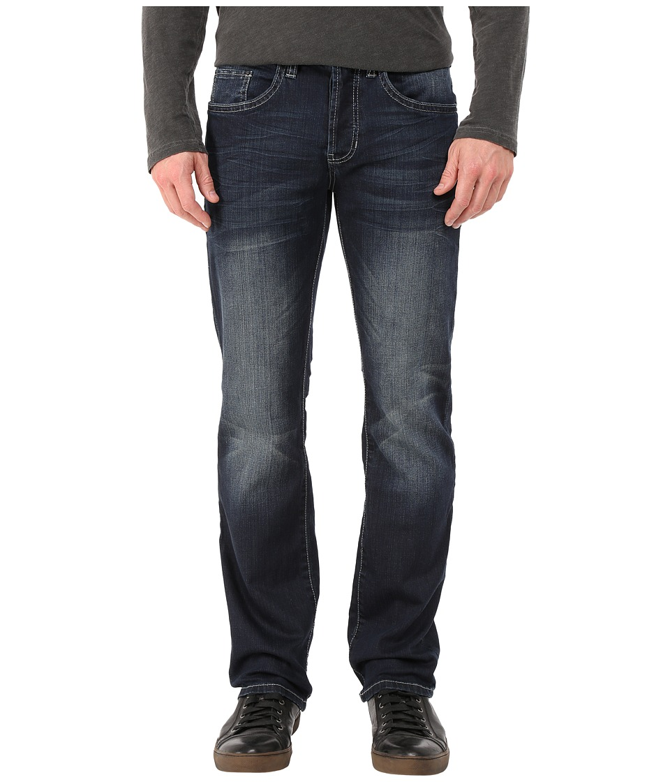 Buffalo David Bitton King Slim Bootcut Jeans Morelia in Sanded and Rusty (Sanded/Rusty) Men