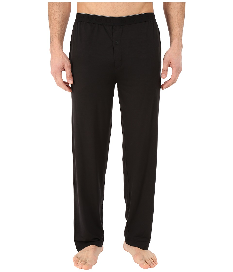 BOSS Hugo Boss - Sea Cell Long Pants (Black) Men's Pajama
