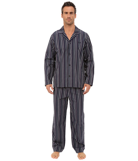 BOSS Hugo Boss - Urban PJ Gift Set (Open Blue) Men's Pajama Sets