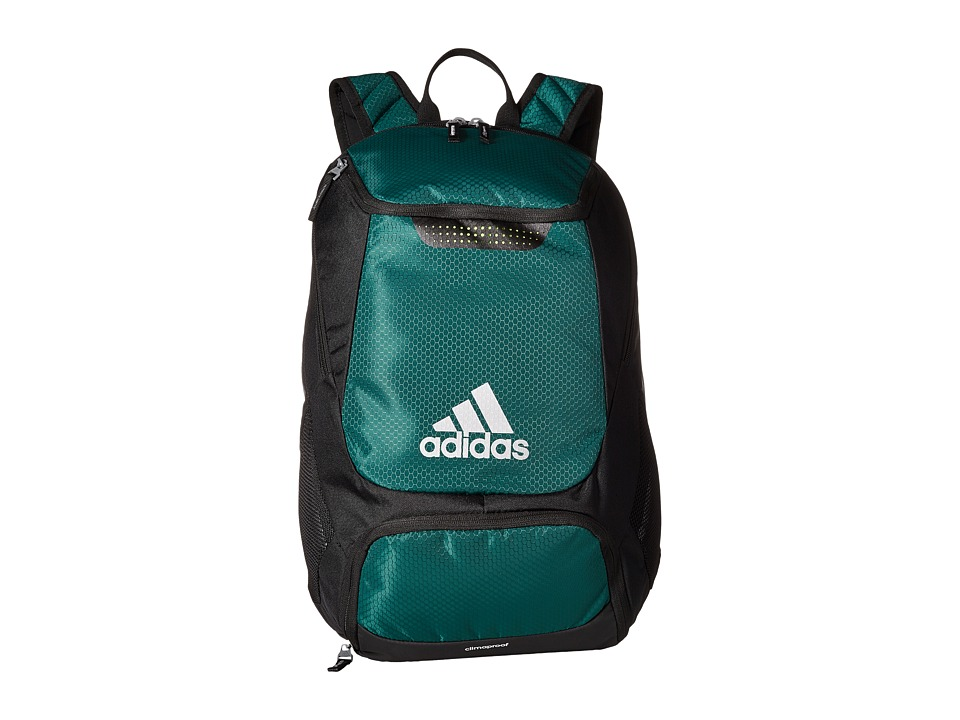 adidas - Stadium Team Backpack (Collegiate Green) Backpack Bags