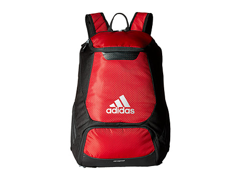 adidas - Stadium Team Backpack (University Red) Backpack Bags
