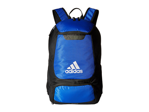 adidas - Stadium Team Backpack (Bold Blue) Backpack Bags