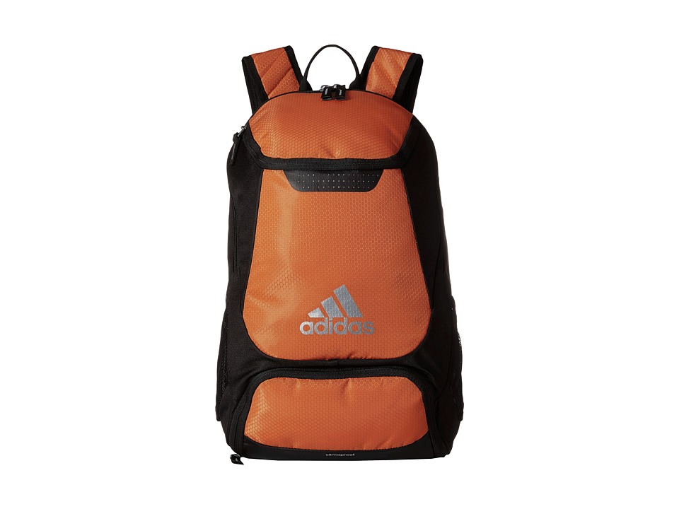 adidas - Stadium Team Backpack (Team Orange) Backpack Bags