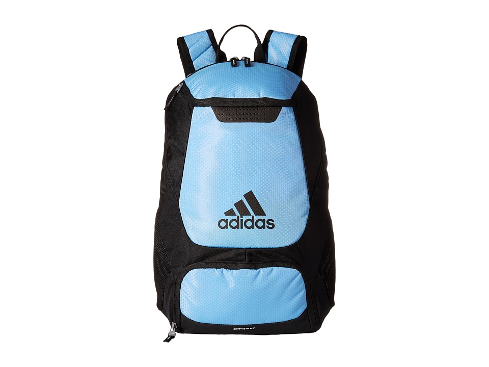 adidas - Stadium Team Backpack (Collegiate Light Blue) Backpack Bags