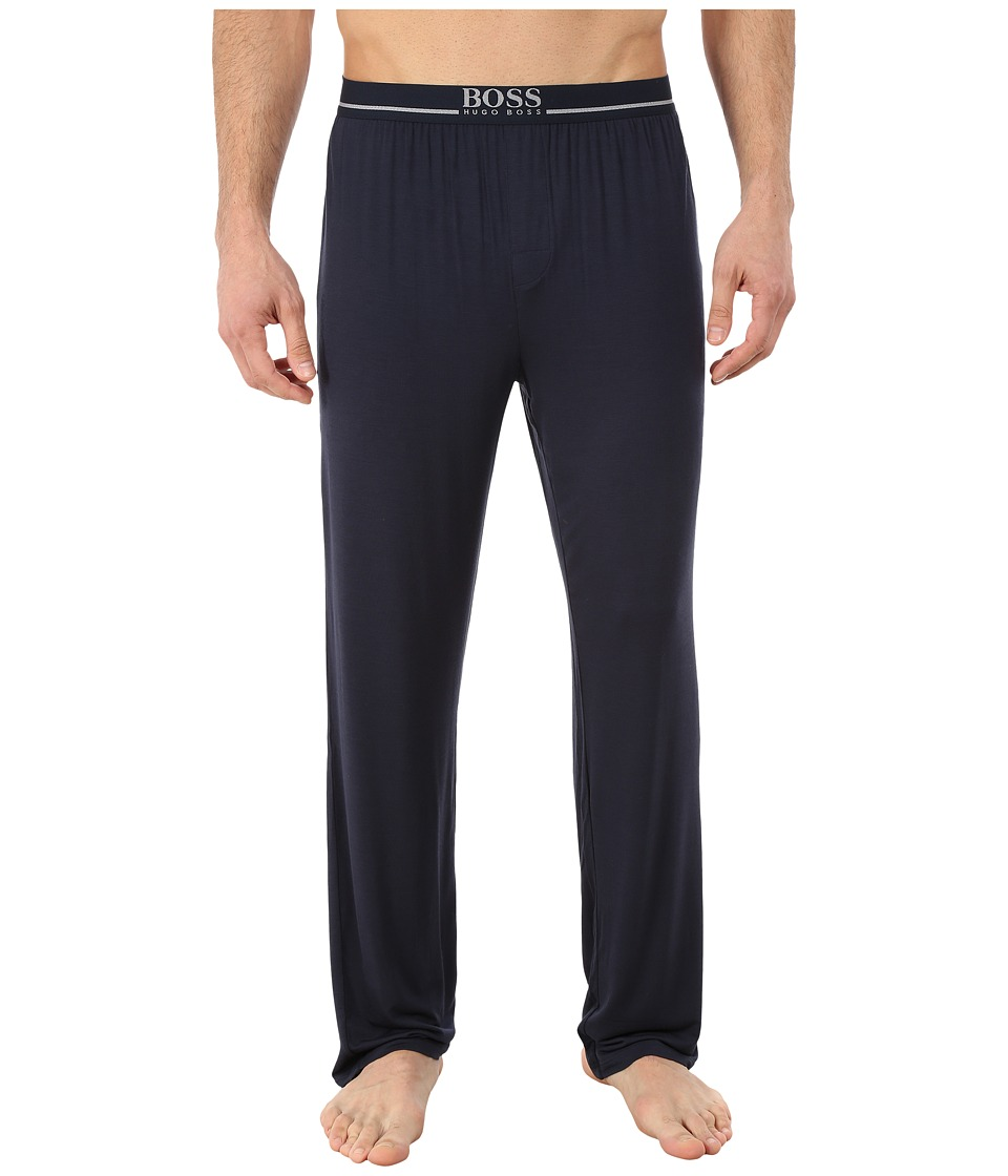 BOSS Hugo Boss - Modal Long Pants (Navy) Men's Pajama