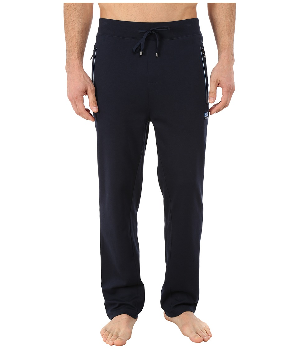BOSS Hugo Boss - Tracksuit Long Pants (Navy) Men's Pajama