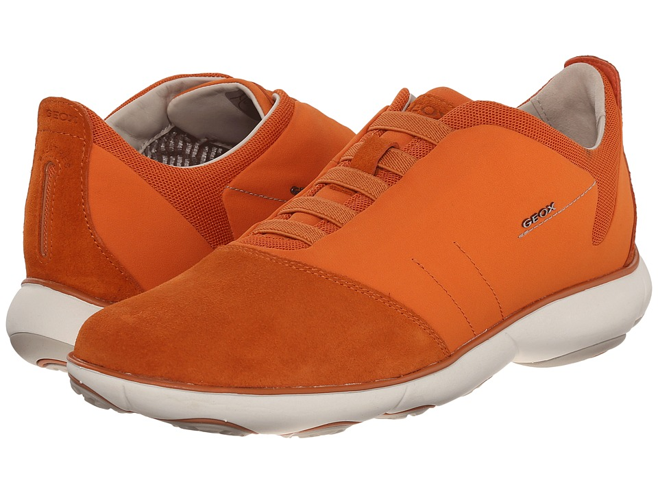 Geox - U Nebula 17 (Orange) Men's Shoes