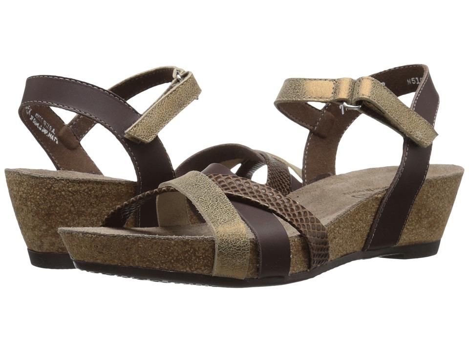 Munro - Eden (Brown Multi Leather) Women's Sandals