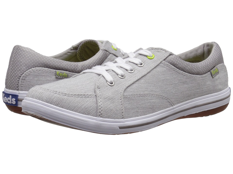 Keds - Vollie (Grey) Women's Lace up casual Shoes