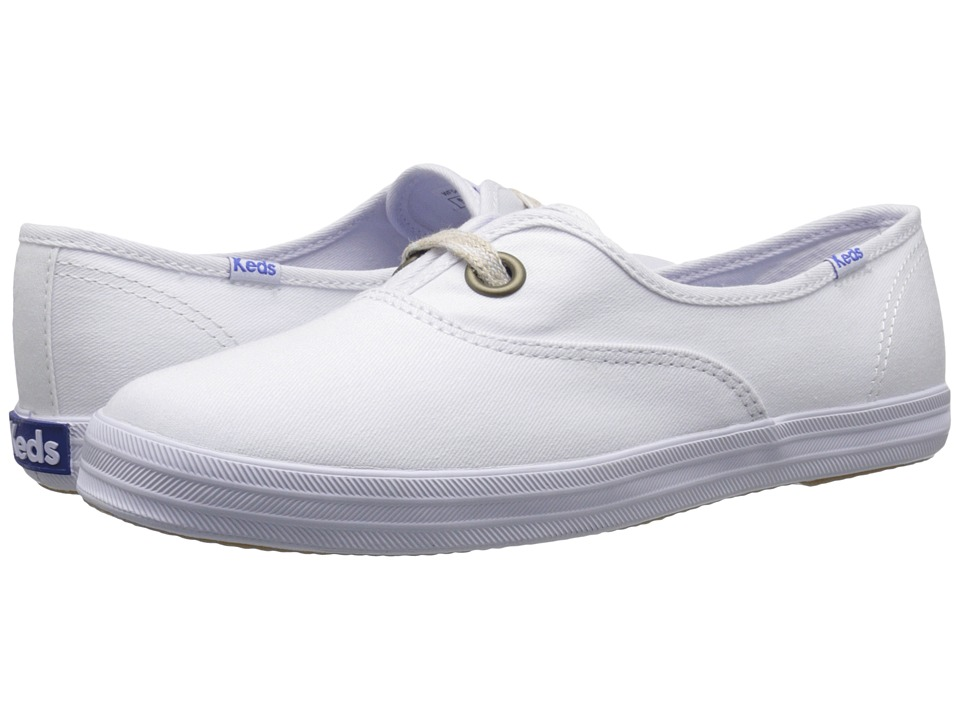 Keds Breeze Salt Washed (White) Women