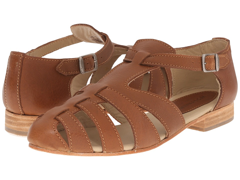 Wolverine Freida (Tan Leather) Women