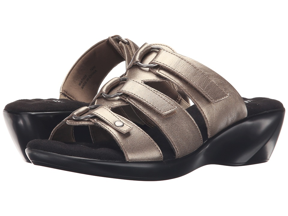 Walking Cradles - Cast (Mid Bronze Leather) Women's Sandals