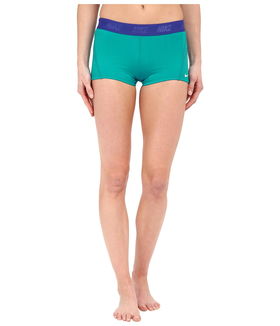 Nike - Solids Kick Short (Energy) Women's Swimwear