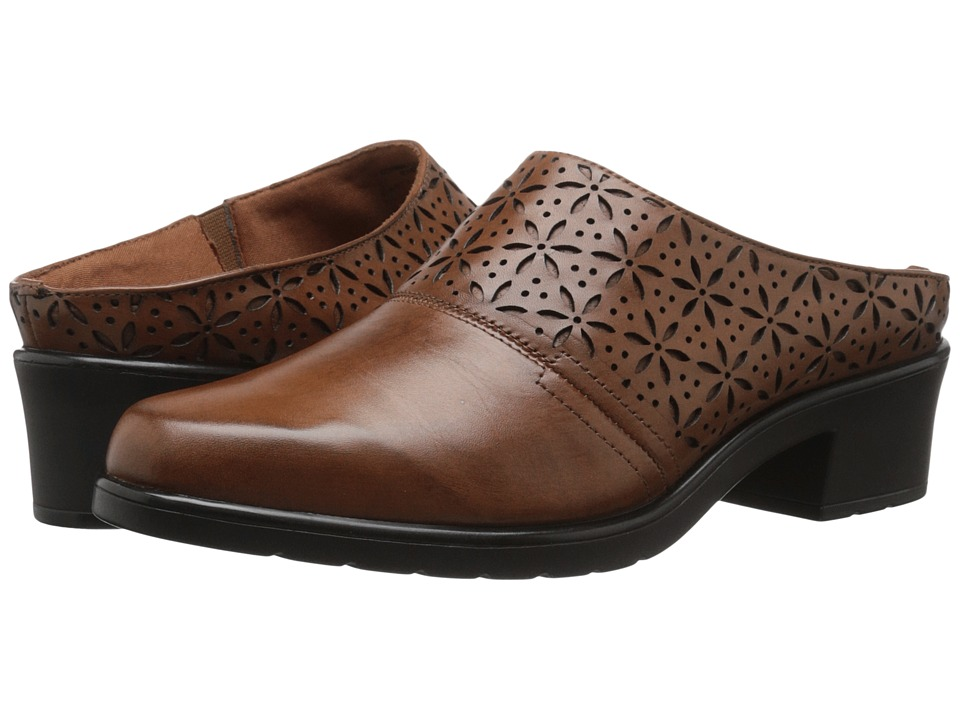 Walking Cradles - Claire (Luggage Cashmere) Women's Slip on Shoes