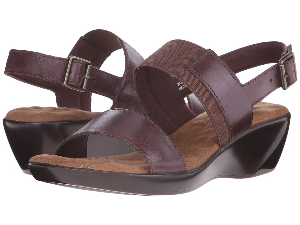 Walking Cradles - Climb (Tobacco Leather) Women's Sandals