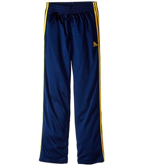 adidas Kids - Designator Pant (Little Kids/Big Kids) (Navy/Super Yellow) Boy