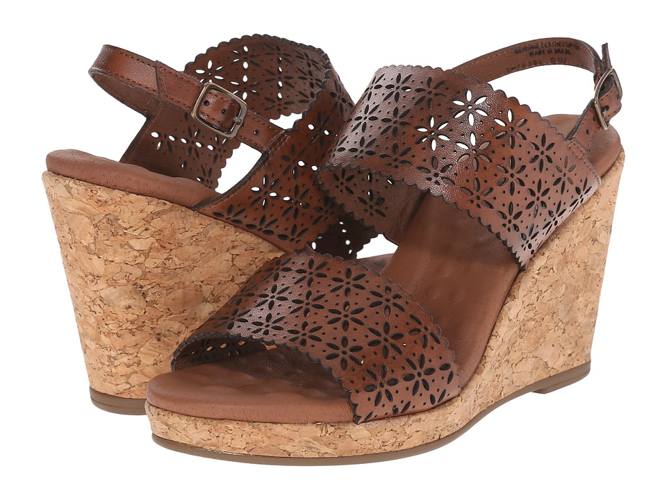Walking Cradles - Kate (Luggage Soft Maia) Women's Shoes
