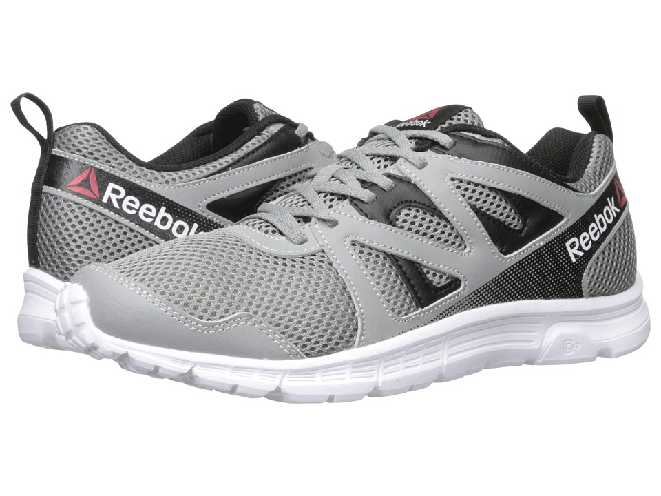 Reebok - Run Supreme 2.0 MT (Flat Grey/Black/White) Men's Cross Training Shoes