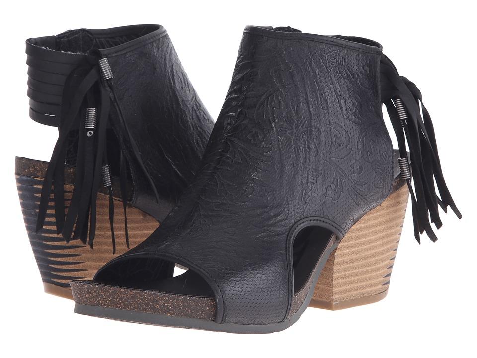 OTBT - Free Spirit (Black) Women's Boots