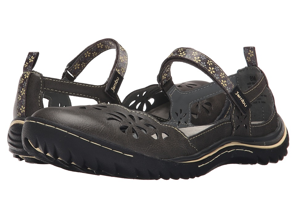 Jambu - Deep Sea - Vegan (Charcoal) Women's Shoes