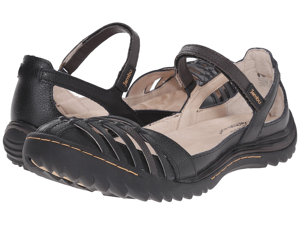 Jambu - Bel Air (Black Earth) Women's Shoes
